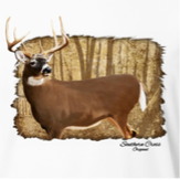 Whitetail Legend Kids Performance Long Sleeve, Performance Gear - Southern Cross Apparel