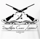 Crossed Shotguns Kids Performance Long Sleeve, Performance Gear - Southern Cross Apparel