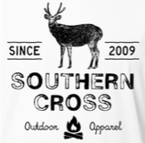 Campfire Deer Tales Kids LS Performance, Performance Gear - Southern Cross Apparel