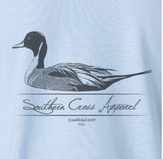 Pintail Swimming Kids Short Sleeve, T-Shirts - Southern Cross Apparel