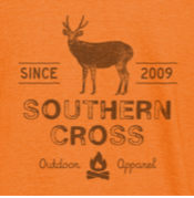 Campfire Deer Tales Kids Short Sleeve, T-Shirts - Southern Cross Apparel