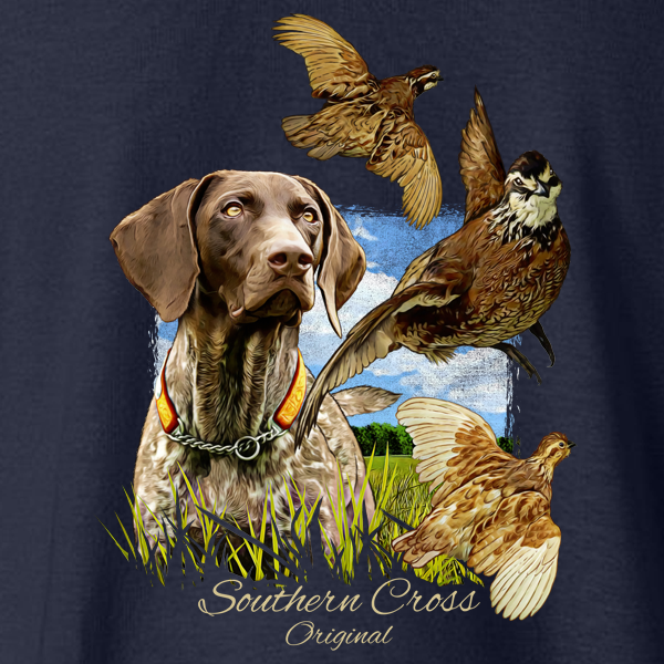 Covey Rise Kids Long Sleeve, T-Shirt - Southern Cross Apparel