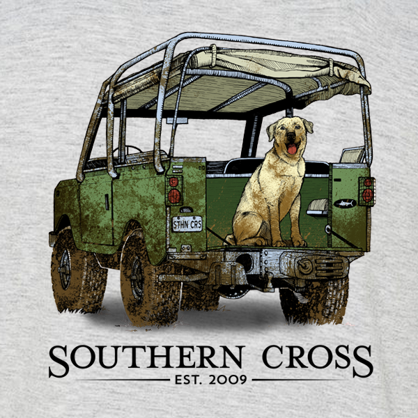 Defender Kids Long Sleeve, T-Shirts - Southern Cross Apparel