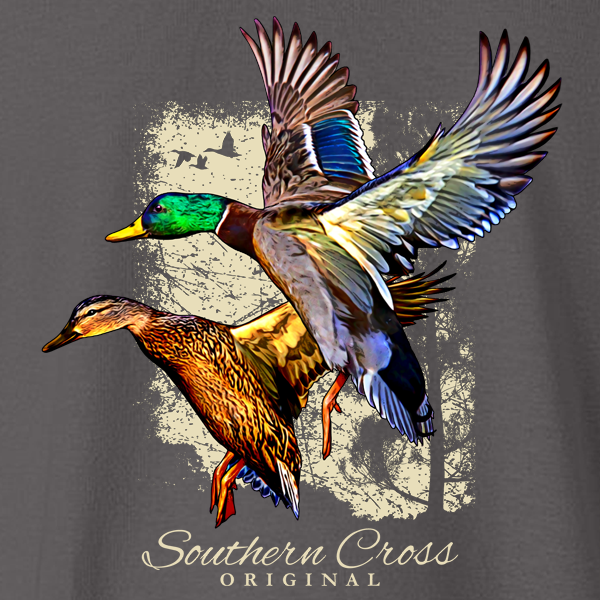 Duckland Kids Short Sleeve, Kids SS Tee - Southern Cross Apparel