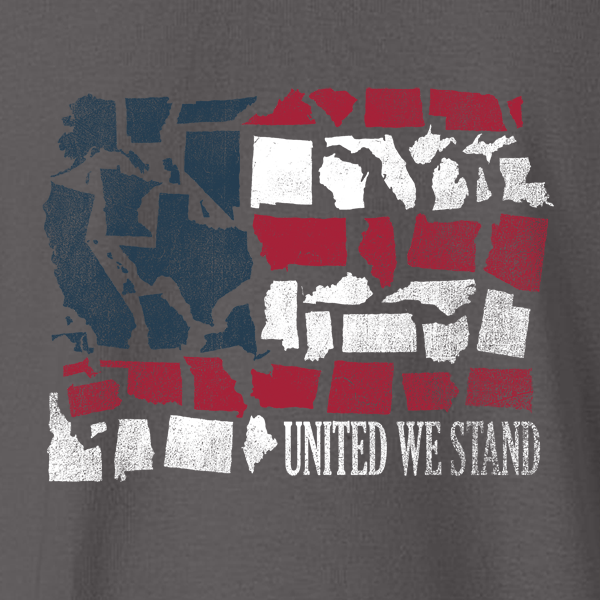 United We Stand Kids Long Sleeve