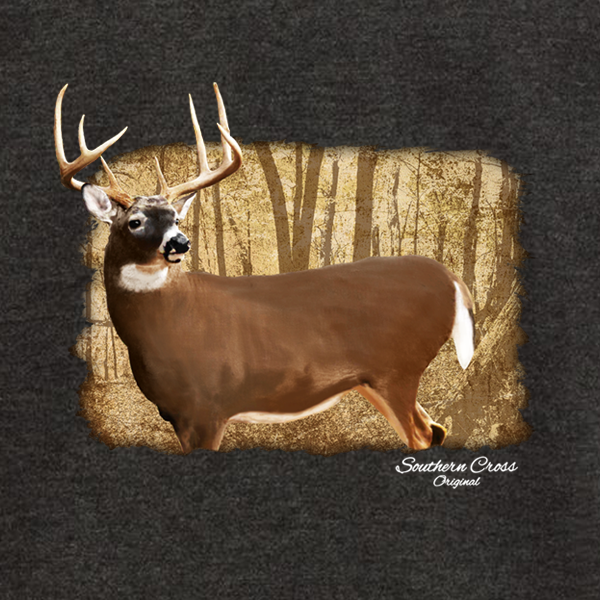 Whitetail Legend Kids Short Sleeve