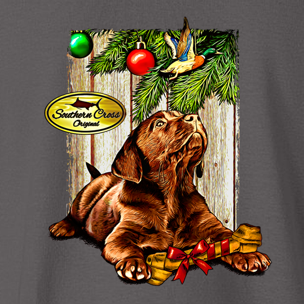 Christmas Wishes Kids Short Sleeve, T-Shirt - Southern Cross Apparel