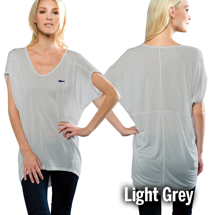 The Marina Tunic, Tops - Southern Cross Apparel