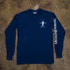 Teddy True Navy Small Long Sleeve