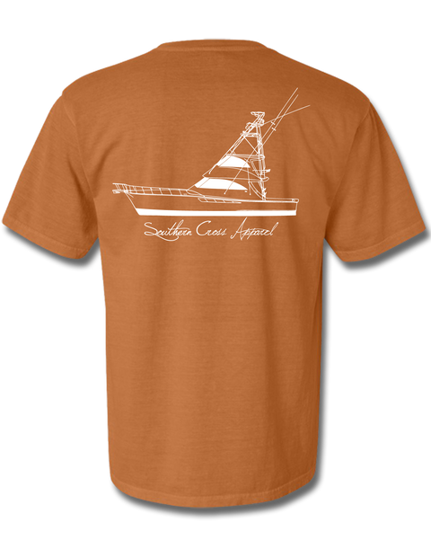 57 Sportfisher Yam Short Sleeve Small, T-Shirts - Southern Cross Apparel