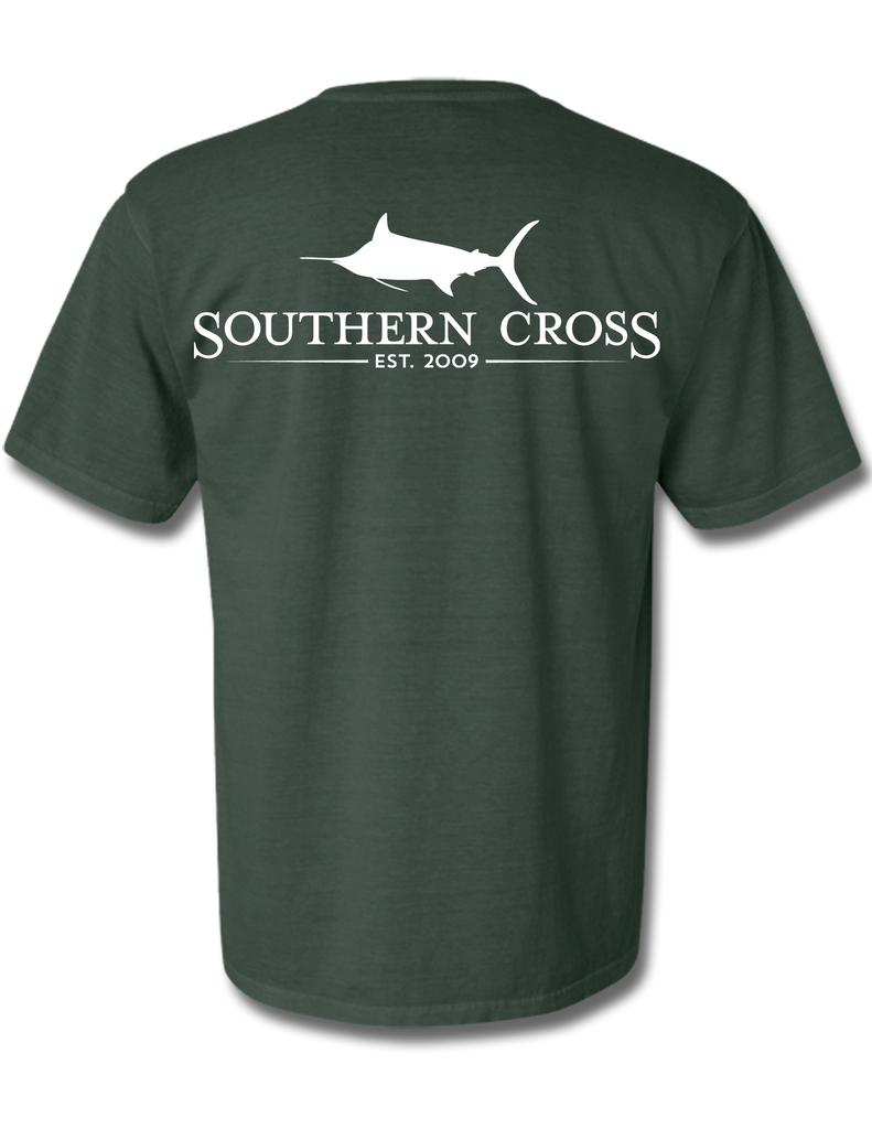 SCA Logo Willow Short Sleeve Small