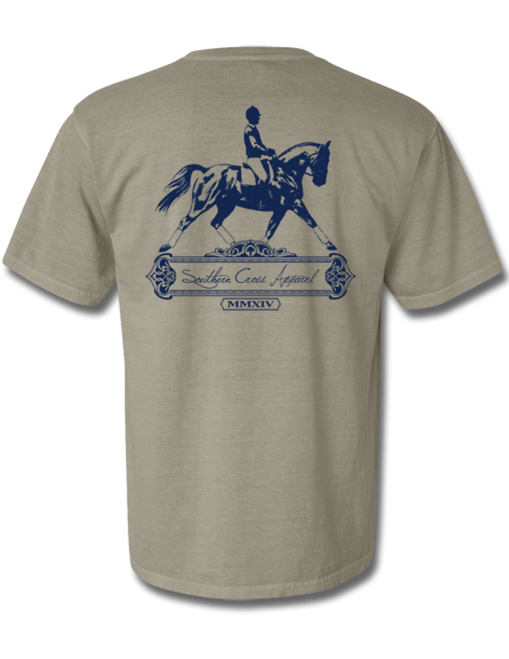 Dressage Sandstone Short Sleeve Small