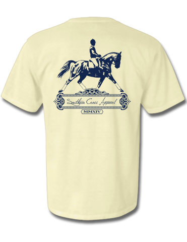 Dressage Short Sleeve Oyster Small