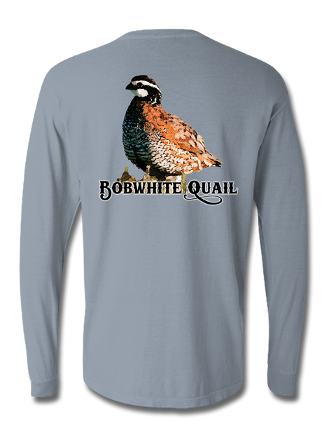 McCullers Plantation Long Sleeve, T-Shirts - Southern Cross Apparel