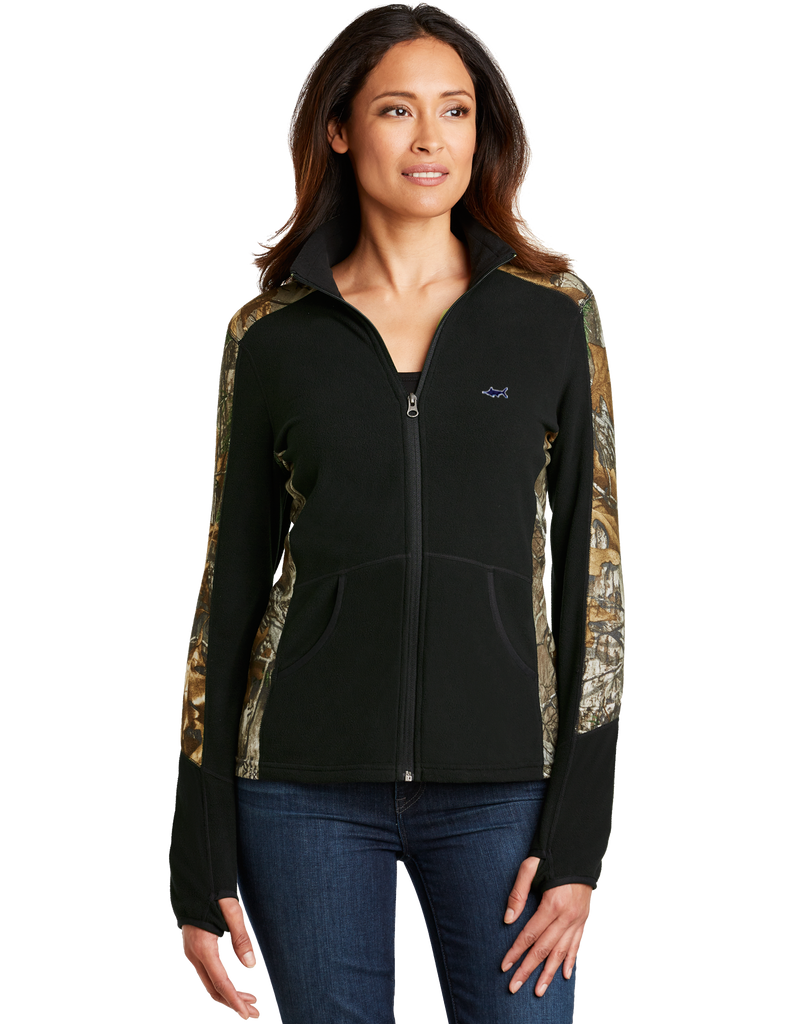 White Oak Outfitters Womens Microfleece, Outerwear - Southern Cross Apparel