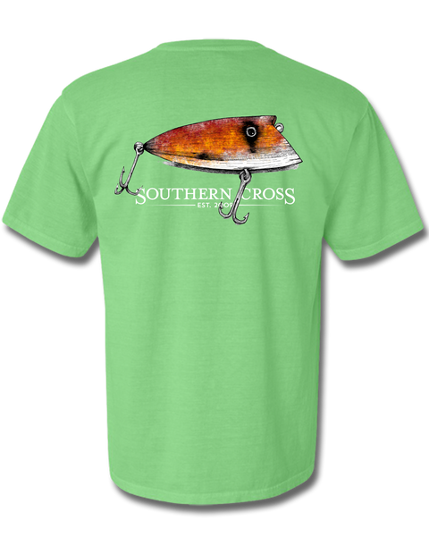 Grandpas Lure Short Sleeve, T-Shirt - Southern Cross Apparel
