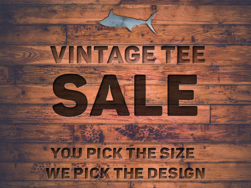 Vintage T-Shirt Sale, T-Shirts - Southern Cross Apparel