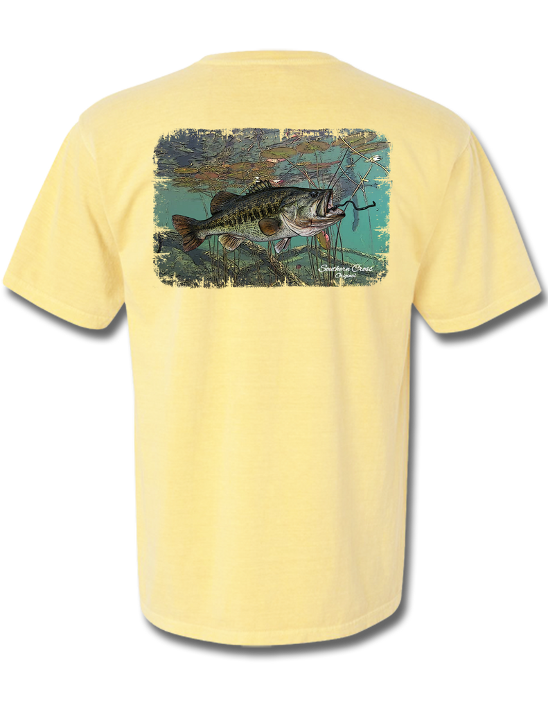 Lilypad Lunker Short Sleeve, T-Shirts - Southern Cross Apparel