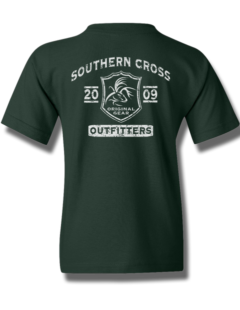 SC Tribal Youth Short Sleeve, T-Shirts - Southern Cross Apparel