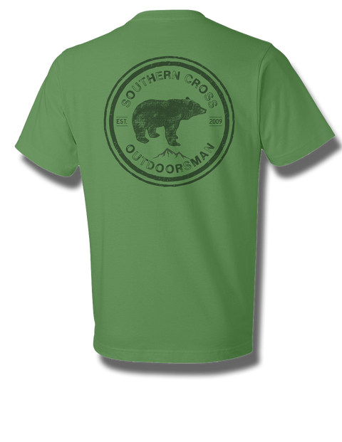 Appalachian Trail Expert Short Sleeve, T-Shirts - Southern Cross Apparel