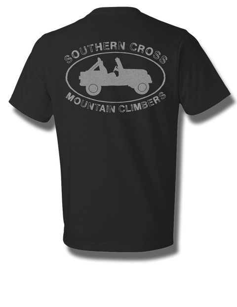 Off-Road Mountain Climber Short Sleeve, T-Shirts - Southern Cross Apparel