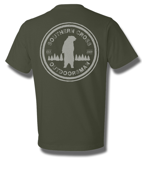 Smoky Mountain Sightseer Short Sleeve, T-Shirts - Southern Cross Apparel