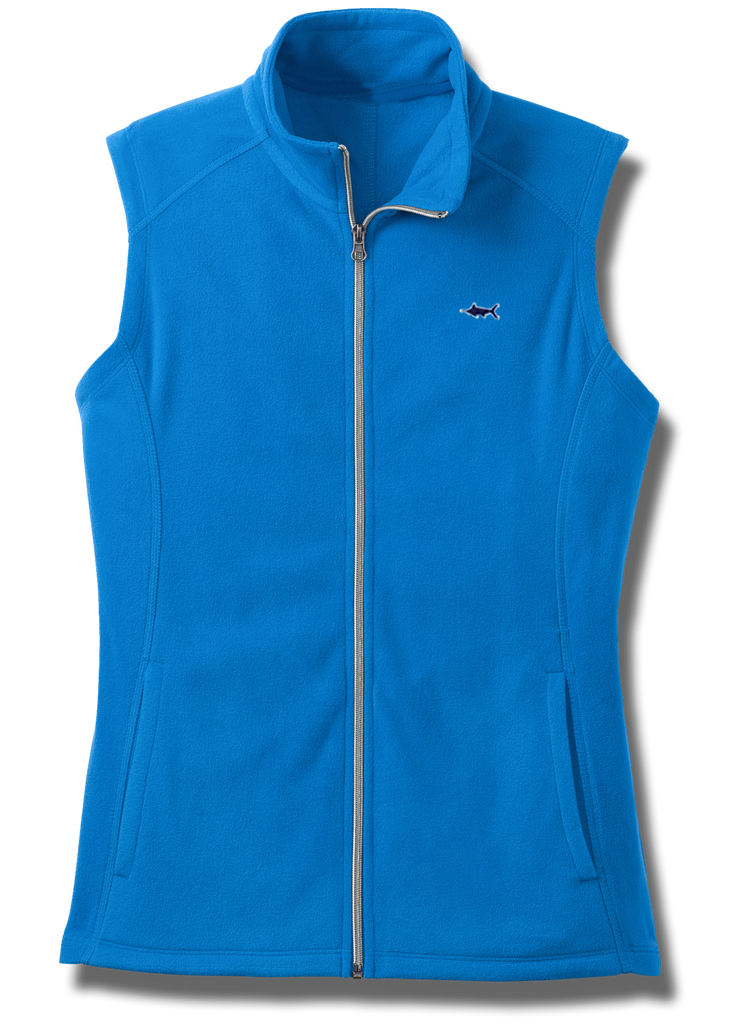 Cuttyshark Ladies Vest, Outerwear - Southern Cross Apparel