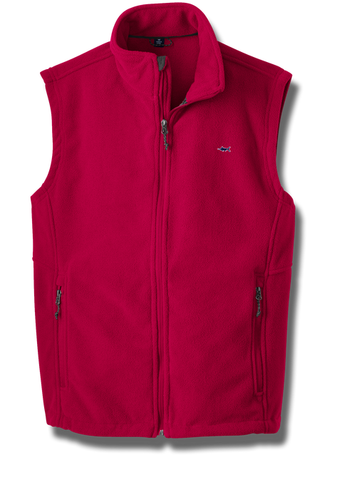 Norfolk Fleece Vest