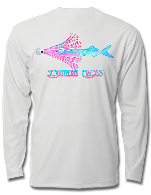 Rig Em Right Toddler and Youth Performance Long Sleeve, Performance Gear - Southern Cross Apparel