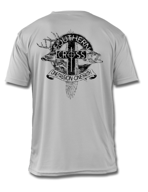 The Trinity Youth Performance Short Sleeve, Performance Gear - Southern Cross Apparel