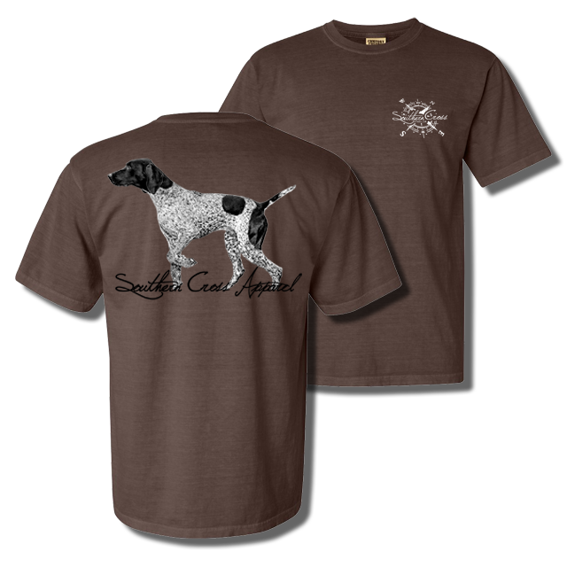 Pointer Short Sleeve Chocolate Small