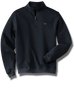 The Cutter Flatback 1/4 Zip Pullover