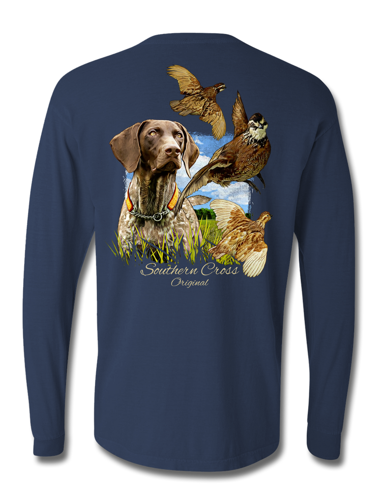 Covey Rise Long Sleeve, T-Shirts - Southern Cross Apparel