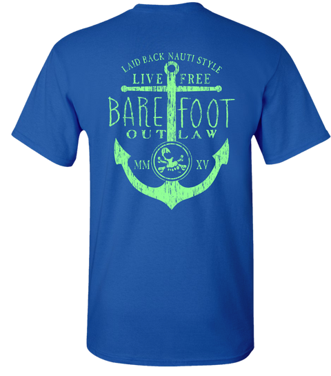 Anchored Short Sleeve