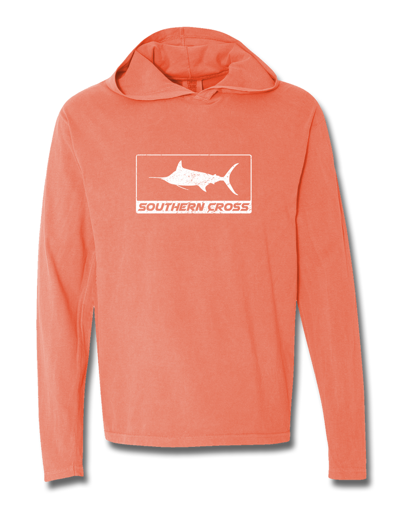 The Convertible Hooded Tee, T-Shirts - Southern Cross Apparel