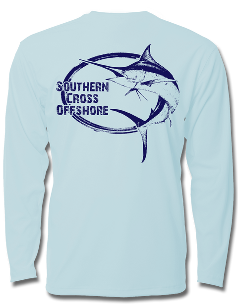 Offshore Angler Performance Gear Long Sleeve, Performance Gear - Southern Cross Apparel