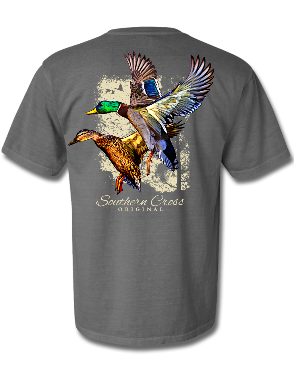 Duckland Short Sleeve, Tees - Southern Cross Apparel