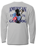 American Gun Dog Performance Long Sleeve, Performance Gear - Southern Cross Apparel