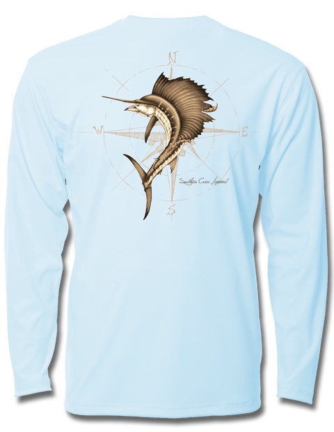 4 Winds Performance Gear Long Sleeve, Performance Gear - Southern Cross Apparel