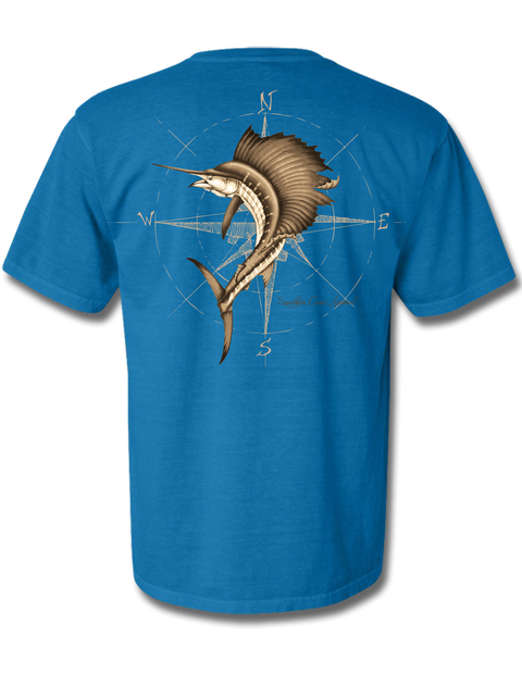 4 Winds Short Sleeve, T-Shirts - Southern Cross Apparel