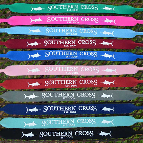 Southern Cross Sunglasses Croakies, Accessories - Southern Cross Apparel