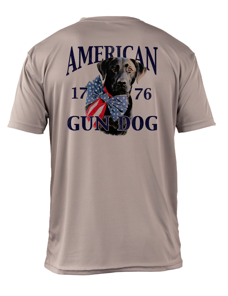 American Gun Dog Adult SS Performance,  - Southern Cross Apparel