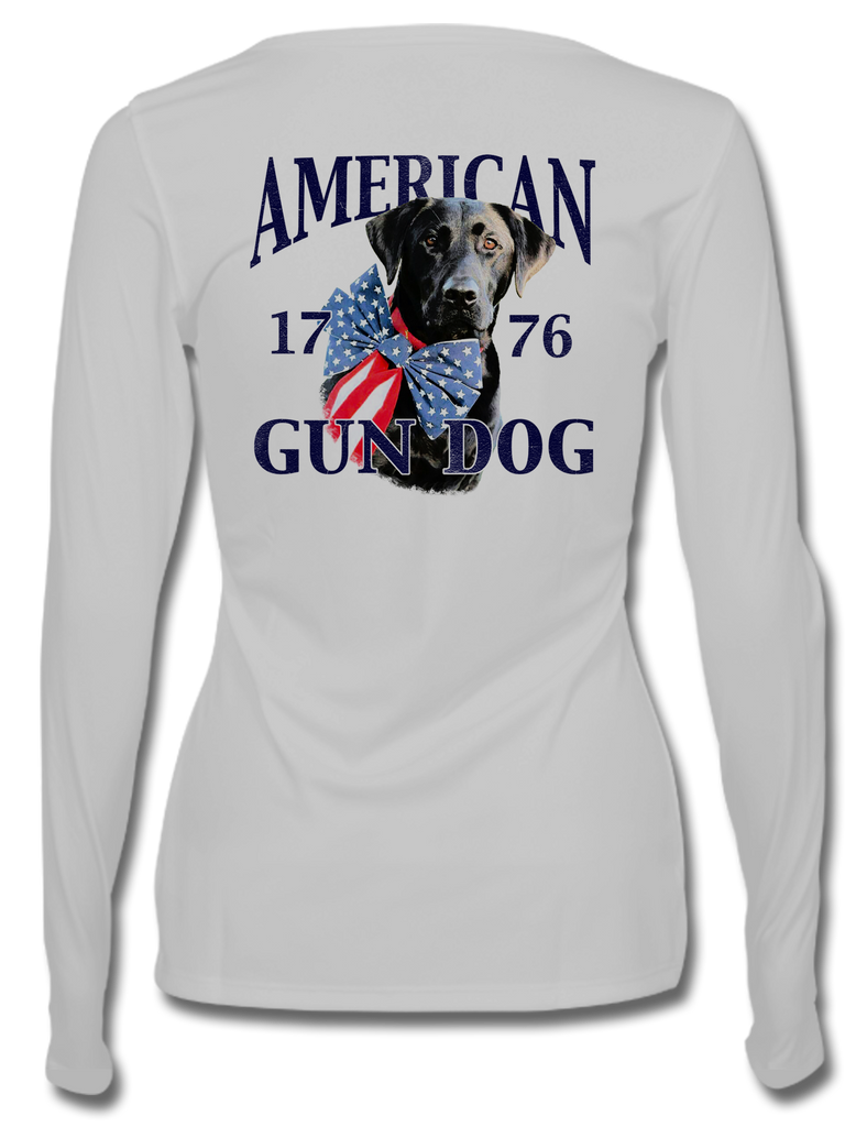 American Gun Dog Womens Performance, Womens Performance - Southern Cross Apparel