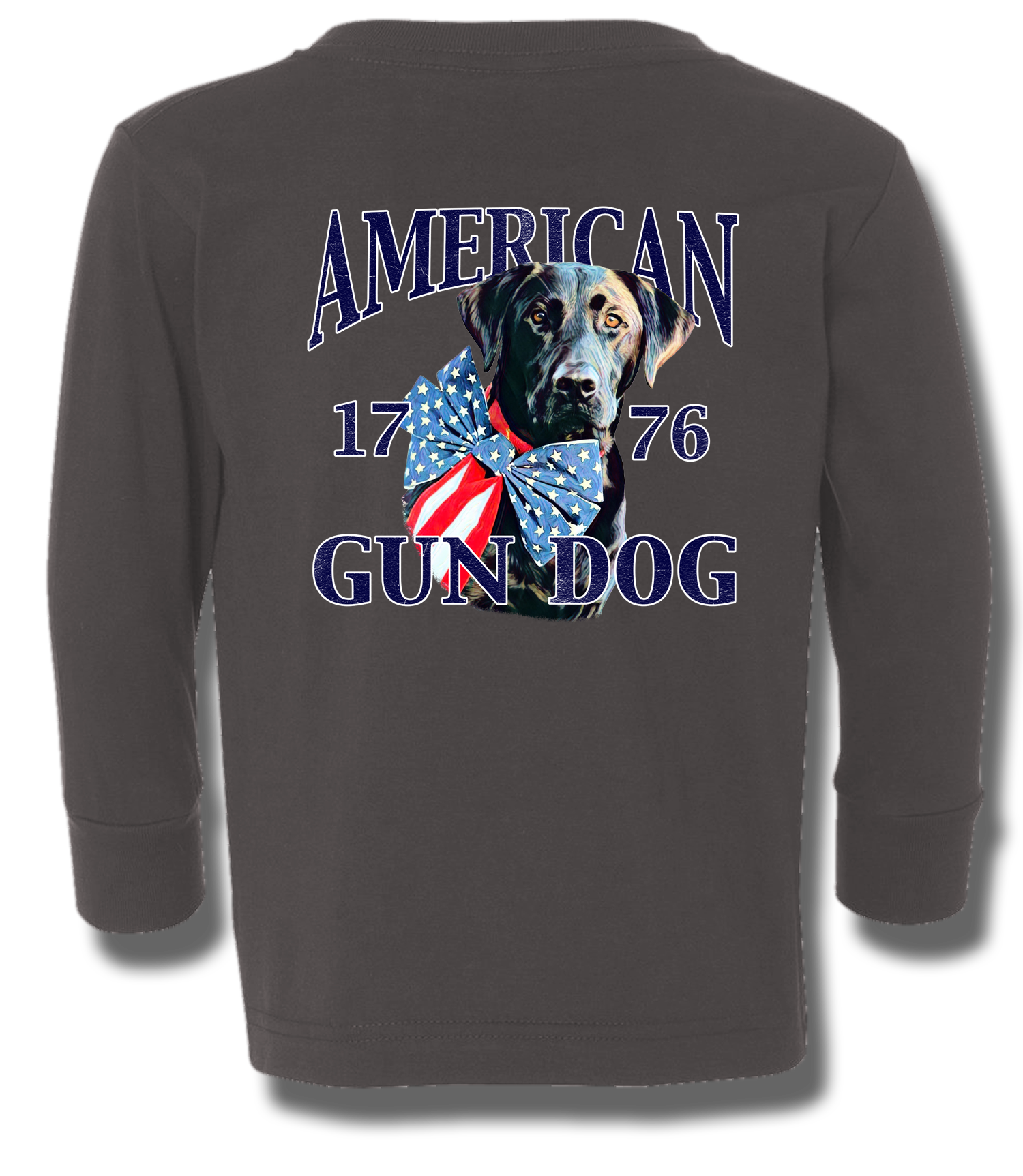 55f7e0c4e1445 American Gun Dog Kids Long Sleeve, Kids LS Tee - Southern Cross Apparel. American  Gun Dog Kids Long Sleeve, Kids LS Tee - Southern Cross Apparel