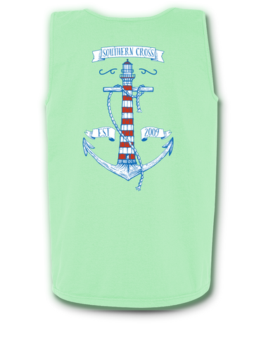 Anchor House Tank Top