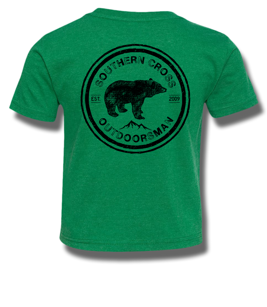 Appalachian Trail Expert Kids Short Sleeve, T-Shirts - Southern Cross Apparel