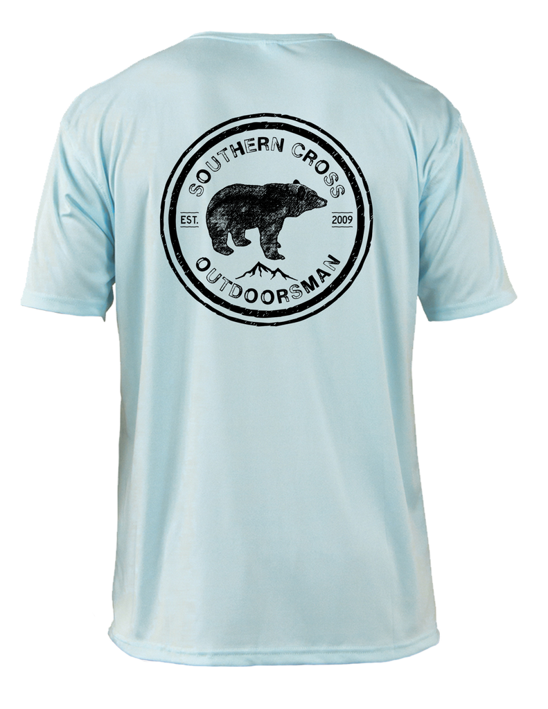 Appalachian Trail Expert Adult SS Performance,  - Southern Cross Apparel