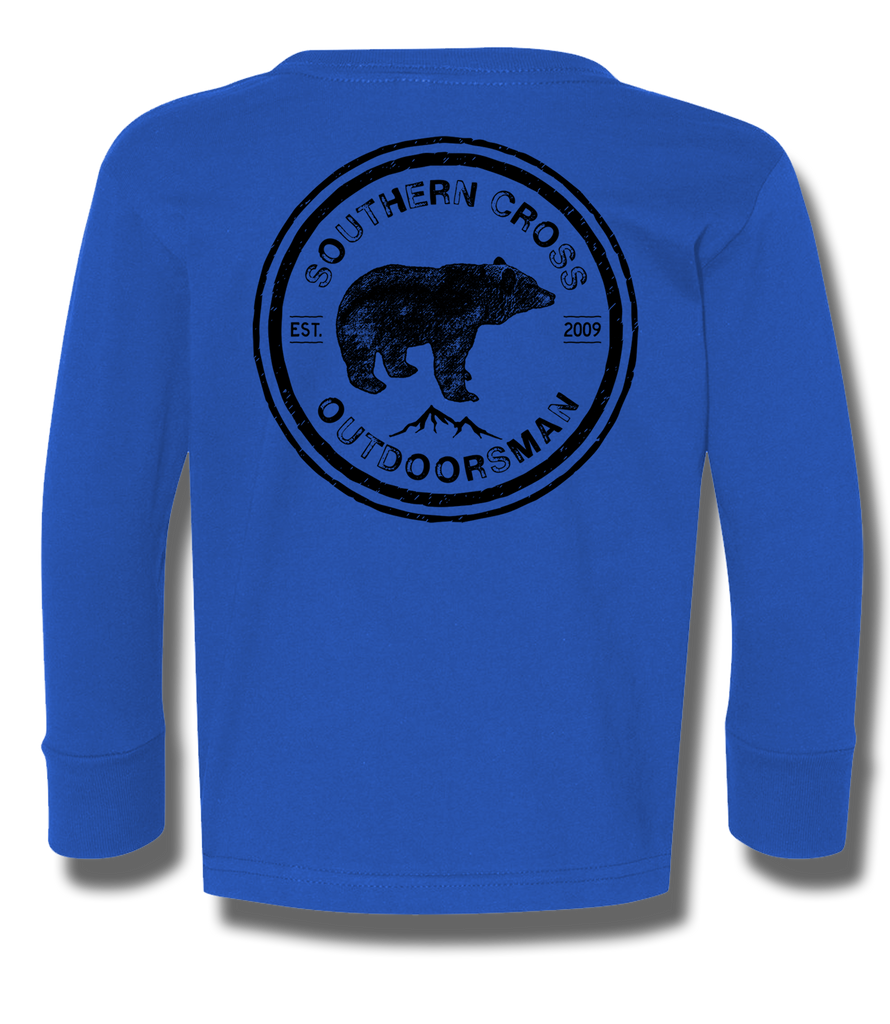 Appalachian Trail Expert Kids Long Sleeve, Kids LS Tee - Southern Cross Apparel