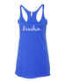 Beachin' Tank Top, Tank Top - Southern Cross Apparel