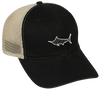 Marlin Tea-Stained Mesh Back Hat